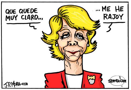 Aguirre, el tonteo por excelencia