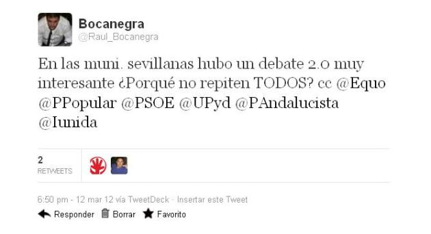 Debate 2.0